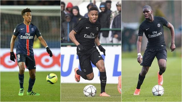 Kimpembe, Nkunku, Edouard… Pour les jeunes du PSG, c'est le moment de se montrer