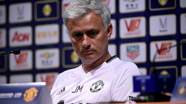 Mourinho en a marre de la Chine
