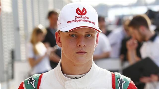 """Ecclestone: Mick Schumacher wäre """"gut für die Formel 1"""""""