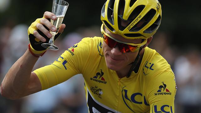 Wiggins tips Froome to add Olympic gold to Tour triumph