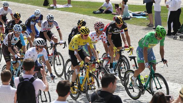 Tour de France 2017: Alle 21 Etappen im Überblick
