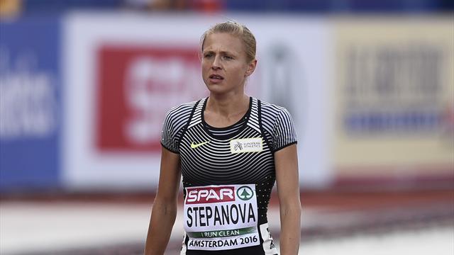 Информатор ВАДА Степанова провалила квалификацию на зимнем чемпионате Европы