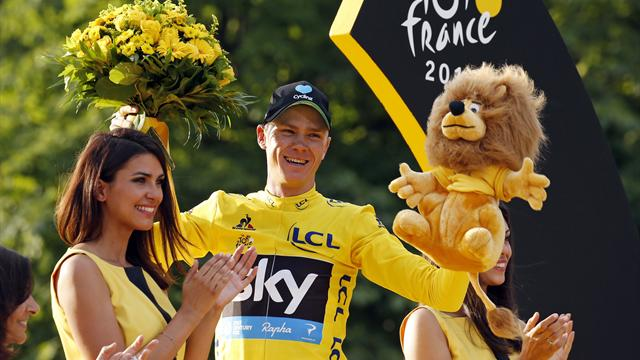 Froome wins third Tour de France crown as Greipel takes final stage in Paris