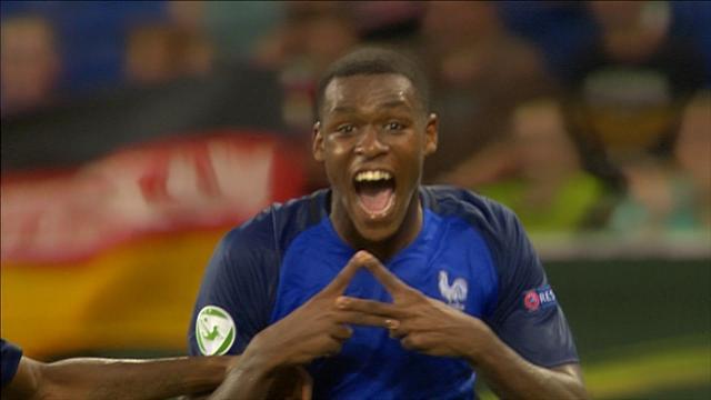 Festival de Mbappe, coup de boule de Diop : les Bleuets ont fini en beauté