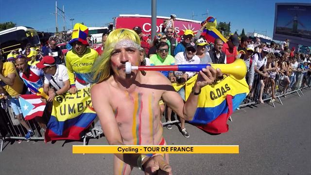 Tour de Francia 2016: Los momentos más divertidos y que seguramente no viste