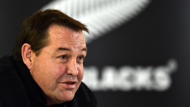 All Blacks set for wholesale changes against Springboks