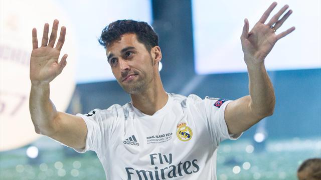 Álvaro Arbeloa anuncia su retiro de las canchas