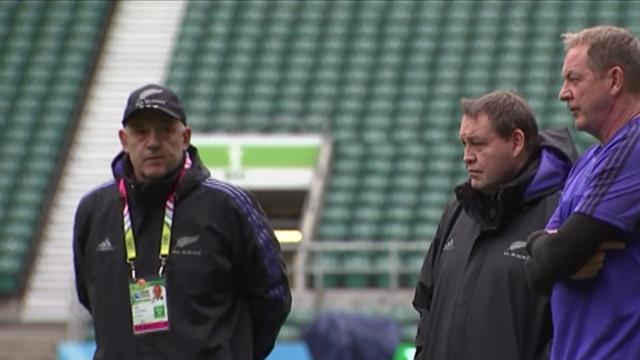 Rugby: Neuseeland-Coach Henson verlängert