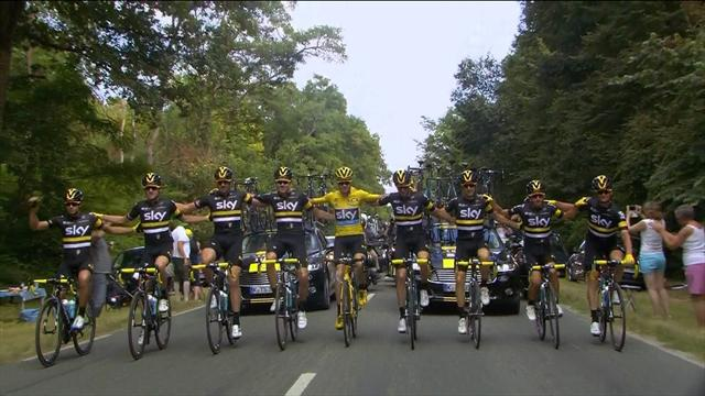 Review of Tour de France 2016: Froome becoming more of a 'complete' bike rider