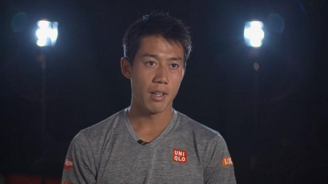 Nishikori 'feeling good' ahead of Rogers Cup in Toronto