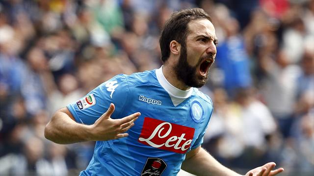 Higuain's £75m Juve move - its place in history and what it means for football