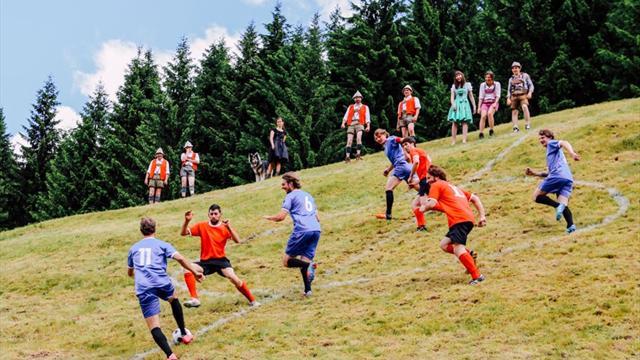 Самый продолжительный мини-футбольный матч вТвери претендует нарекорд Гиннеса