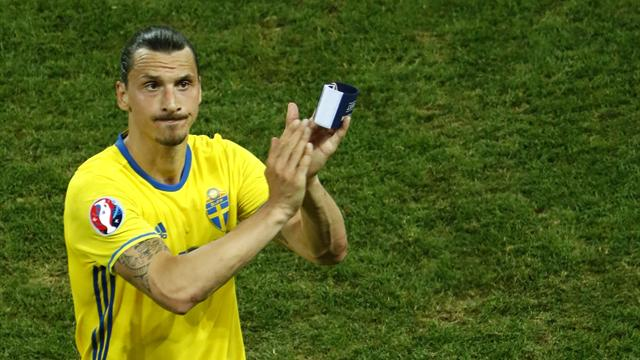 Sweden announces Zlatan Ibrahimovic will not return for World Cup