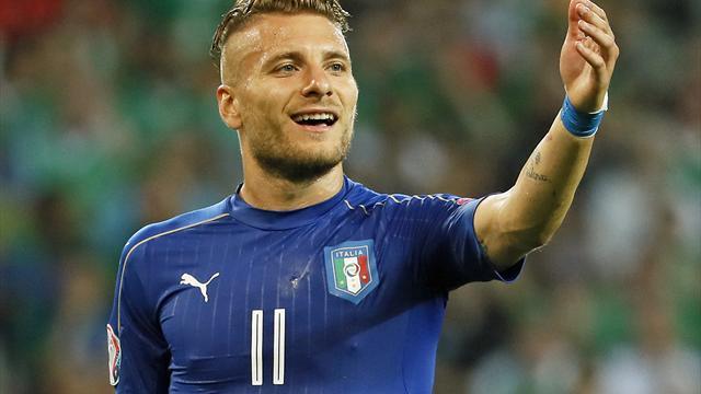 Сборная Италии вырвала победу вматче отбора ЧМ-2018 вМакедонии