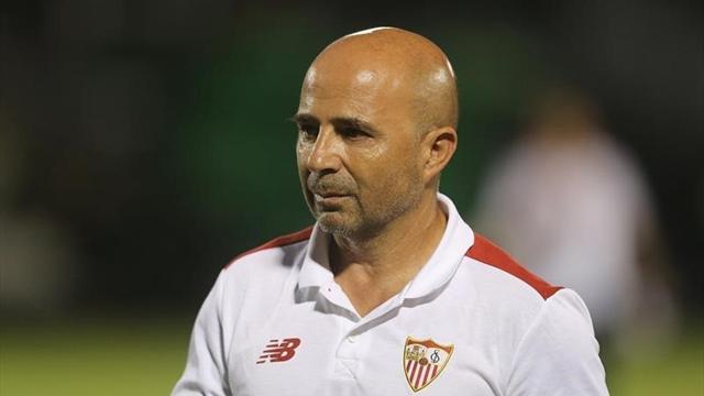 Sampaoli admite por primera vez que quiere irse del Sevilla para entrenar a Argentina