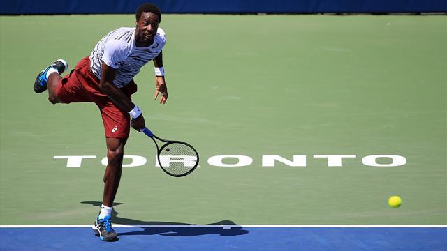 Tennis : Monfils - </b>Goffin EN DIRECT