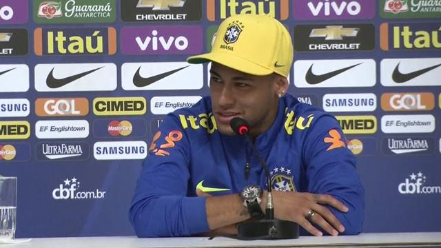 Neymar: I want to get rid of this 'idol' label, I'm just one of the team