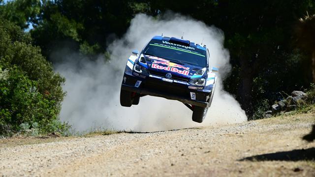 Volkswagen покинул WRC после заключительной гонки сезона, в которой сделал победный дубль