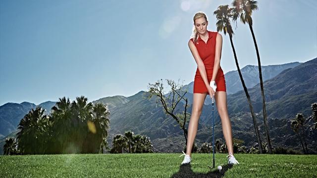Горячий инстаграм Пейдж Спиранак, который заставляет полюбить гольф