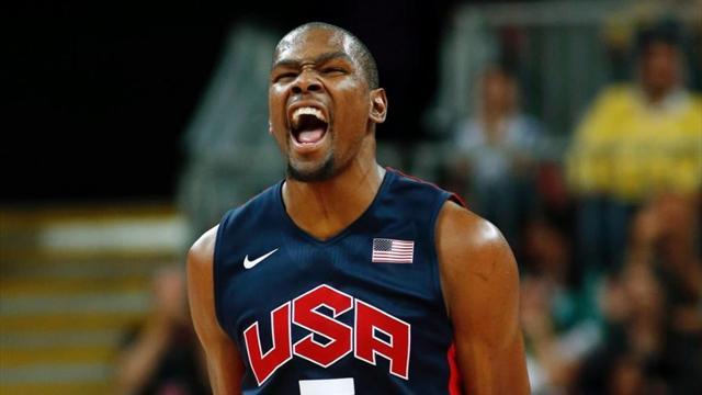Сборная США побаскетболу разгромила Аргентину ивышла вполуфинал олимпийского турнира