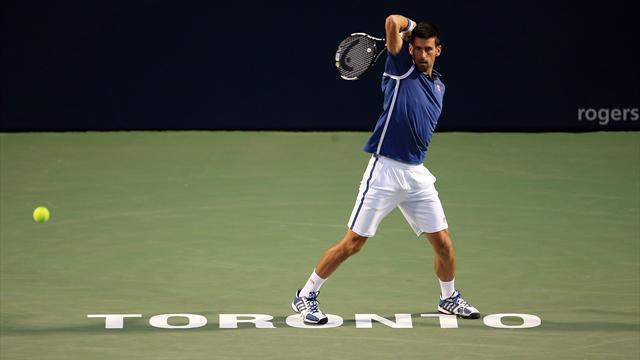 Un mois après sa défaite à Wimbledon, Djokovic s'est consolé avec un 30e titre en Masters 1000