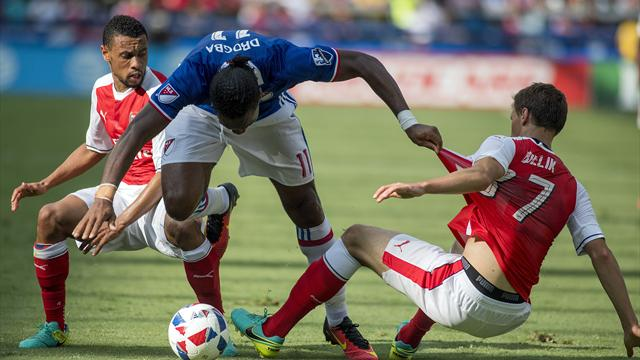 Drogba fined for refusing to play for Montreal