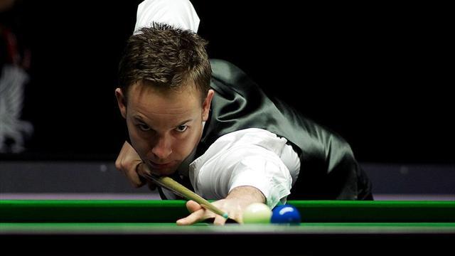 Carter whitewashes Higgins to reach World Open semi-finals