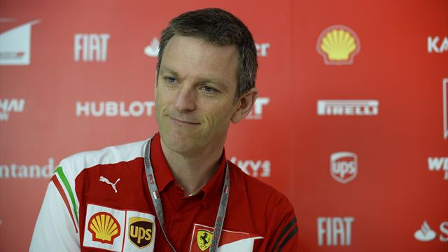 Lasciata la Ferrari, James Allison diventa direttore tecnico della Mercedes