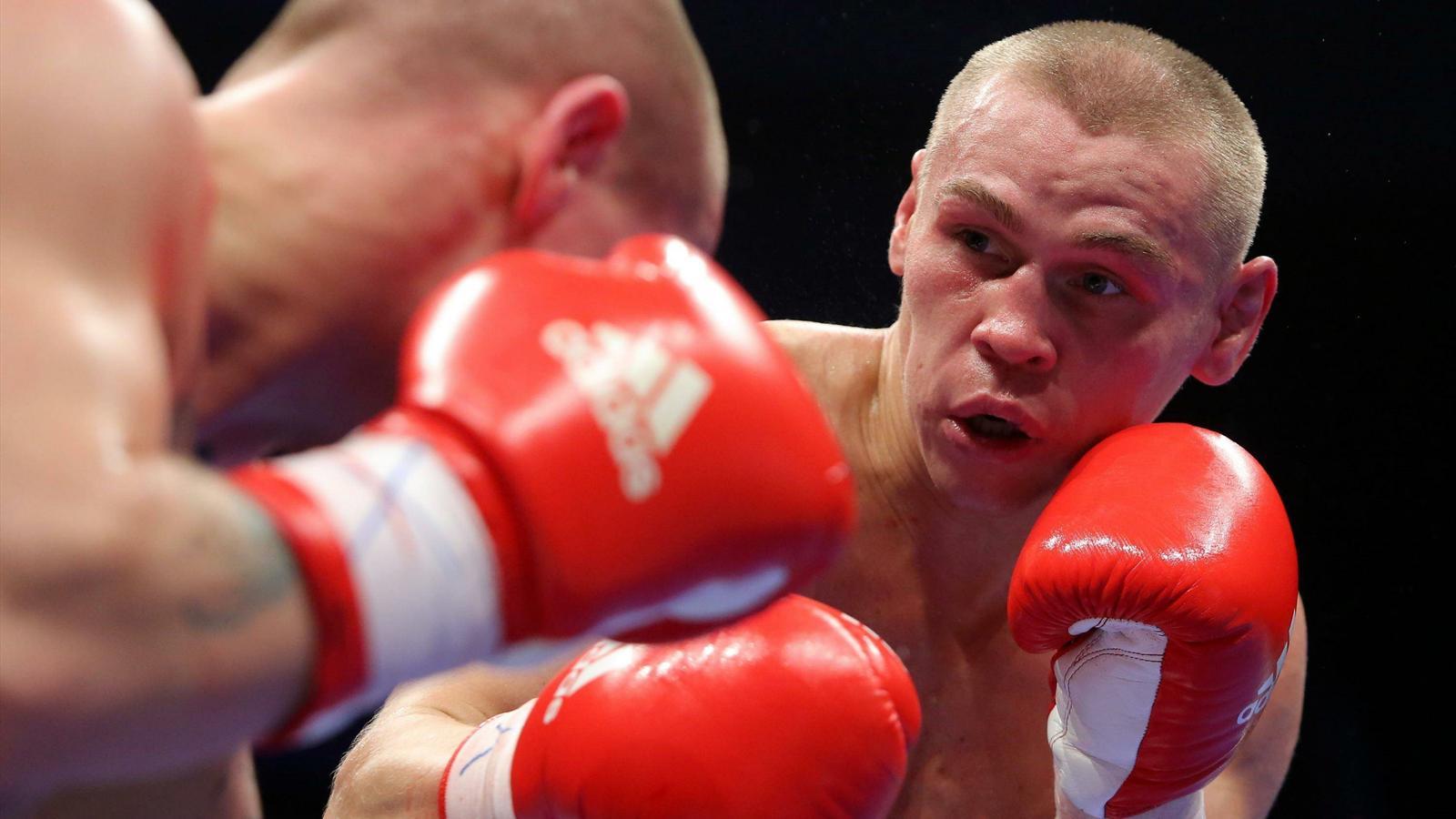 Владимир никитин боксер рио фото