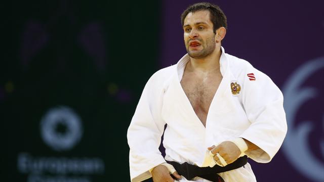Рио-2016. русский дзюдоист Денисов завершил выступление натурнире