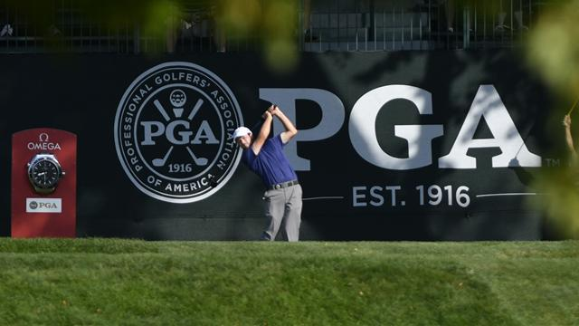 Streb and Walker lead, McIlroy misses cut, Stenson and Day lurk at US PGA Championship