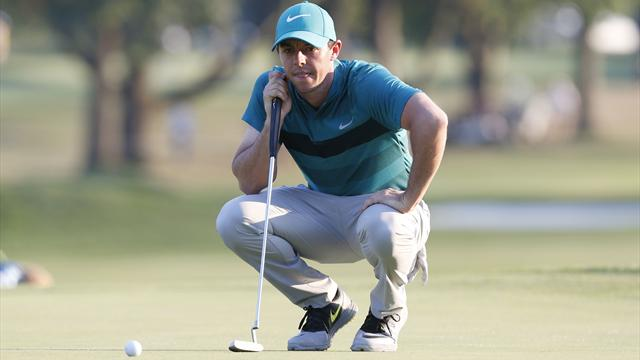 'Pathetic' laments Rory McIlroy after missing cut at US PGA Championship
