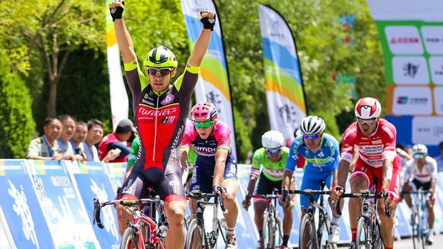 Lagkuti wins Qinghai Lake crown, Mareczko takes final stage