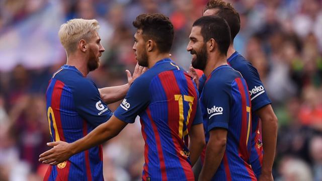 Avec Messi et Suarez, le Barça s'offre le Celtic