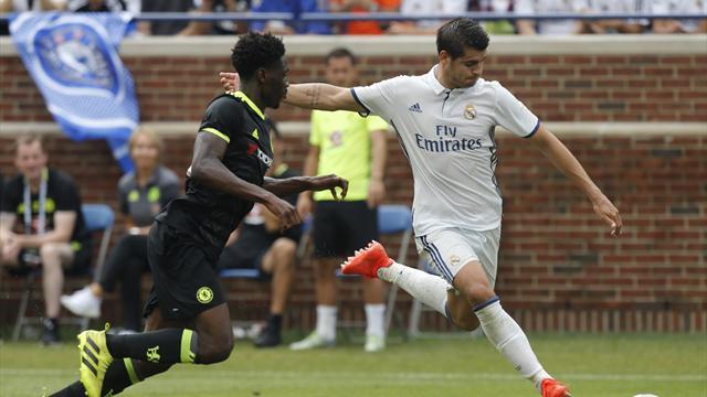 Malgré un doublé d'Hazard, le Real s'impose face à Chelsea