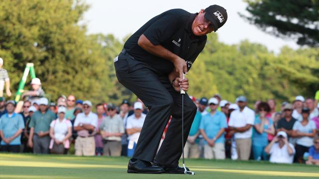 Mickelson predicts record round to come at PGA