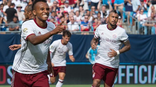 Green fait le show, Ribéry s'illustre, et le Bayern s'amuse face à l'Inter