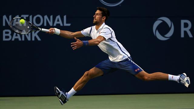 Djokovic renonce à Cincinnati et fait un break jusqu'à l'US Open