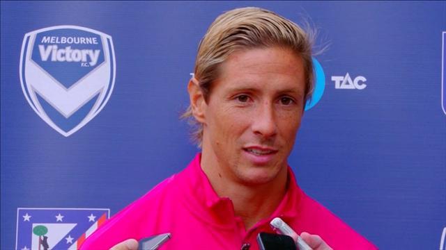 Malgré la concurrence, Fernando Torres veut rester (longtemps) à l'Atlético