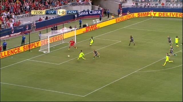 Liverpool a pu compter sur Origi pour dominer un AC Milan bien pâle
