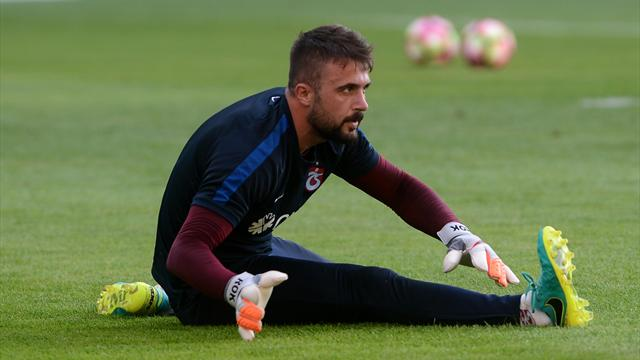 Onur Kıvrak'ın sakatlığına ilişkin Trabzonspor'dan açıklama