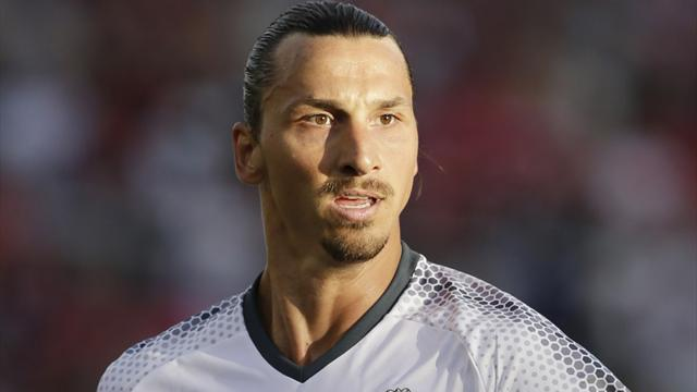 Ibrahimovic: Every trophy is serious - I didn't come here to lose time