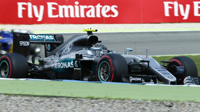 Germany dropped from 2017 Formula One calendar