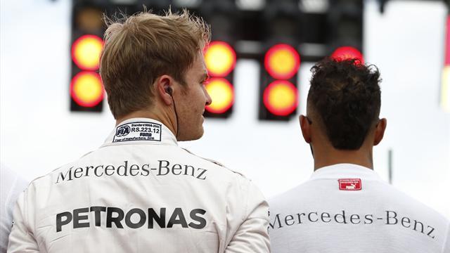 """Rosberg : """"Notre relation avec Lewis restera toujours difficile"""""""