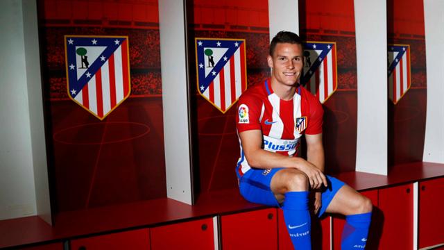 Gameiro à l'Atlético «pour gagner des titres»