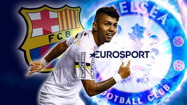 Euro Papers: Chelsea fight Barcelona for €30m 'Gabigol'