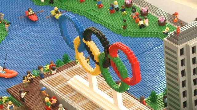 La version LEGO des JO par le Danemark vaut le détour