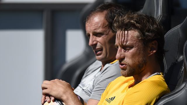 Juve, grana Marchisio: il centrocampista torna a dicembre. Idea Biglia