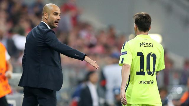 Vater von Guardiola schließt Barca-Rückkehr aus