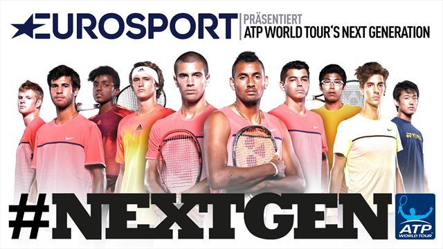 NextGen ATP Finals! Neues Topformat für Zverev und Co.